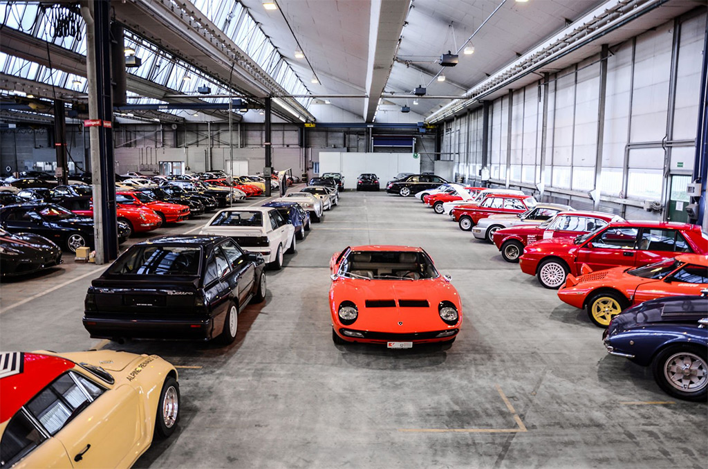 Exotic & Classic Car Investments