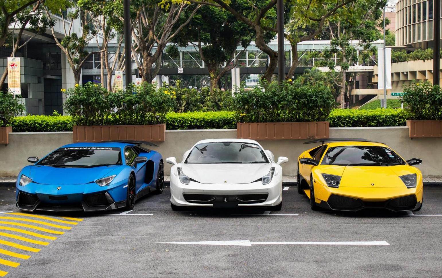 Does an Exotic Car Really Differ from a Mainstream Vehicle?