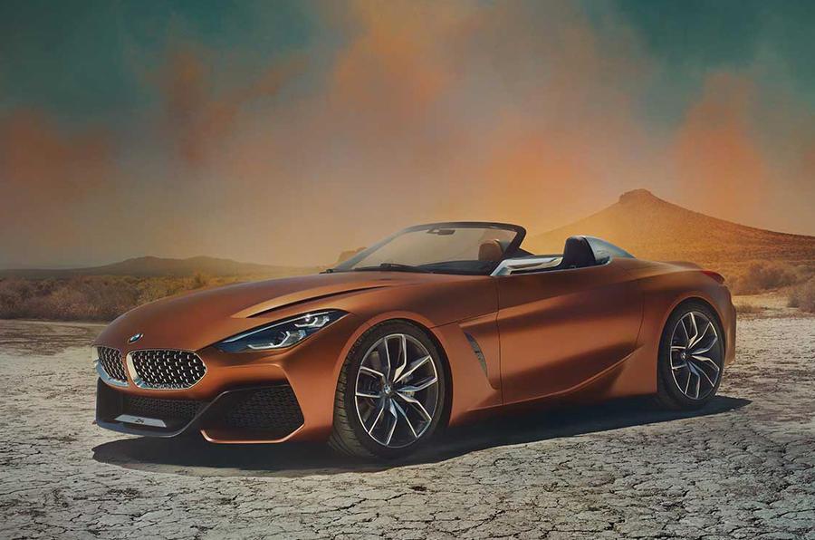 New BMW Z4 Concept