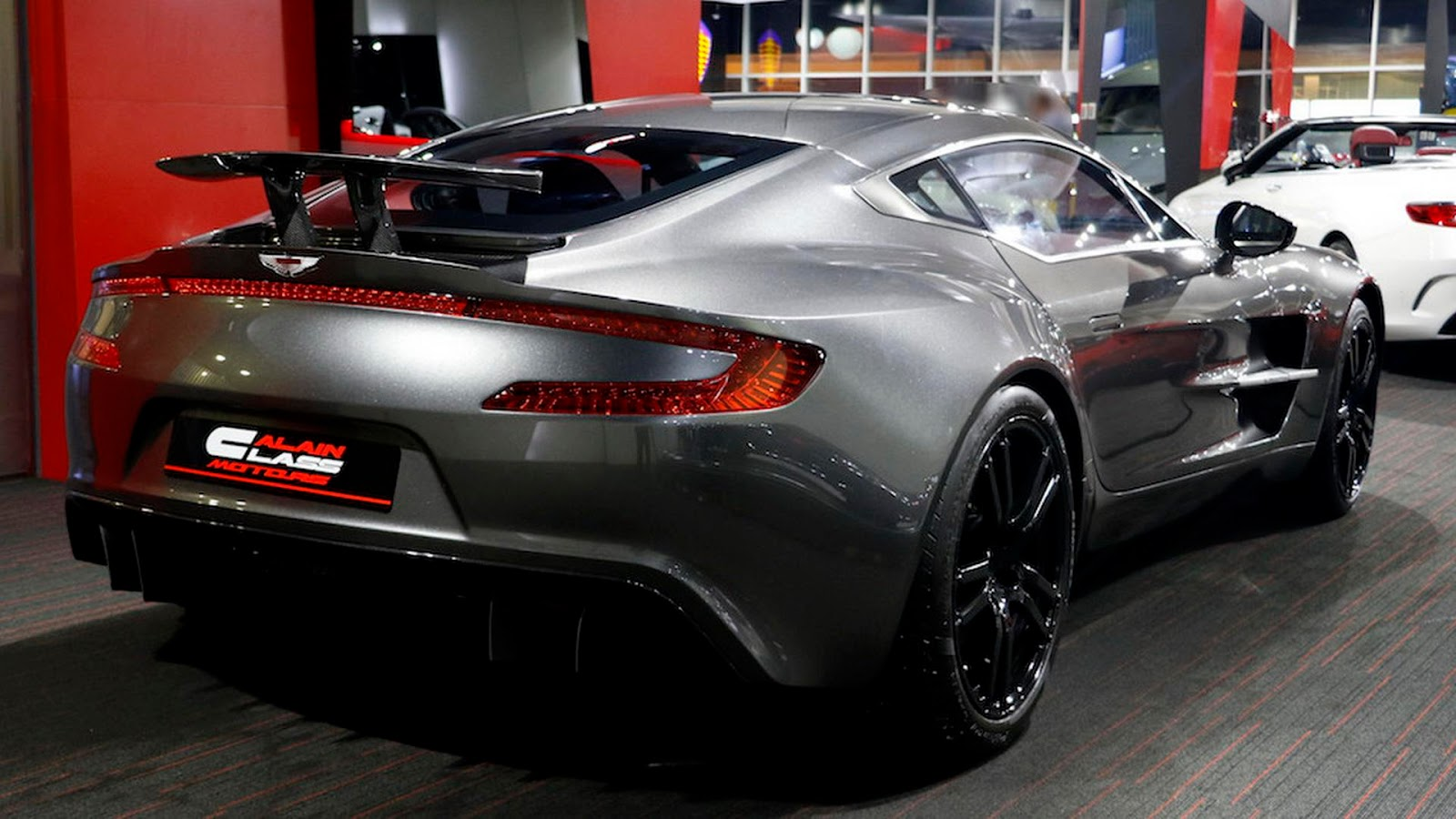 Aston Martin One-77 For Sale >> Aston Martin One 77 Q Series For Sale Exotic Car List