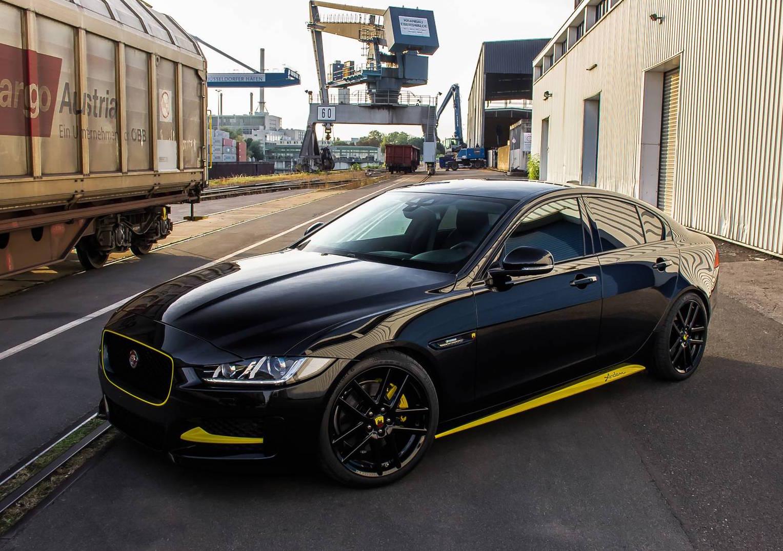 Jaguar XE Arden AJ 24