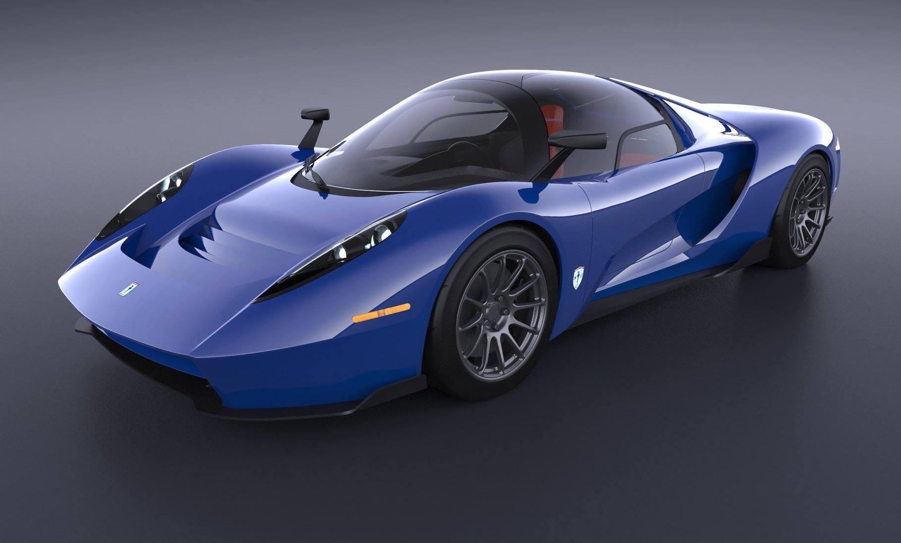 Scuderia Cameron Glickenhaus Scg 004s Review Exotic Car List