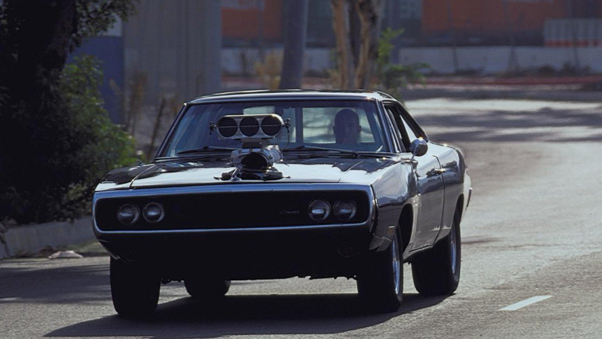 1970 Dodge Charger - Fast and the Furious