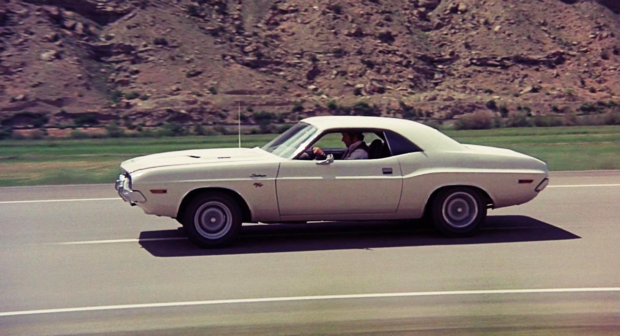 Vanishing Point - 1970 Dodge Challenger R/T