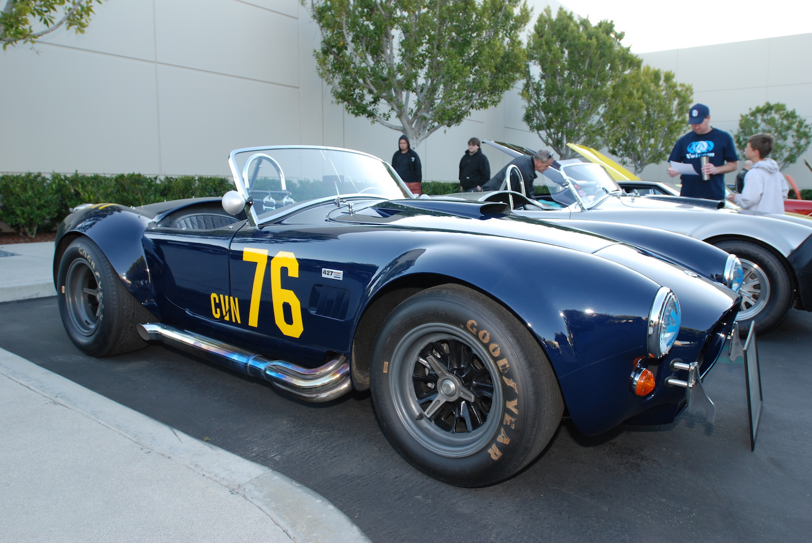 Gumball Rally Movie Shelby