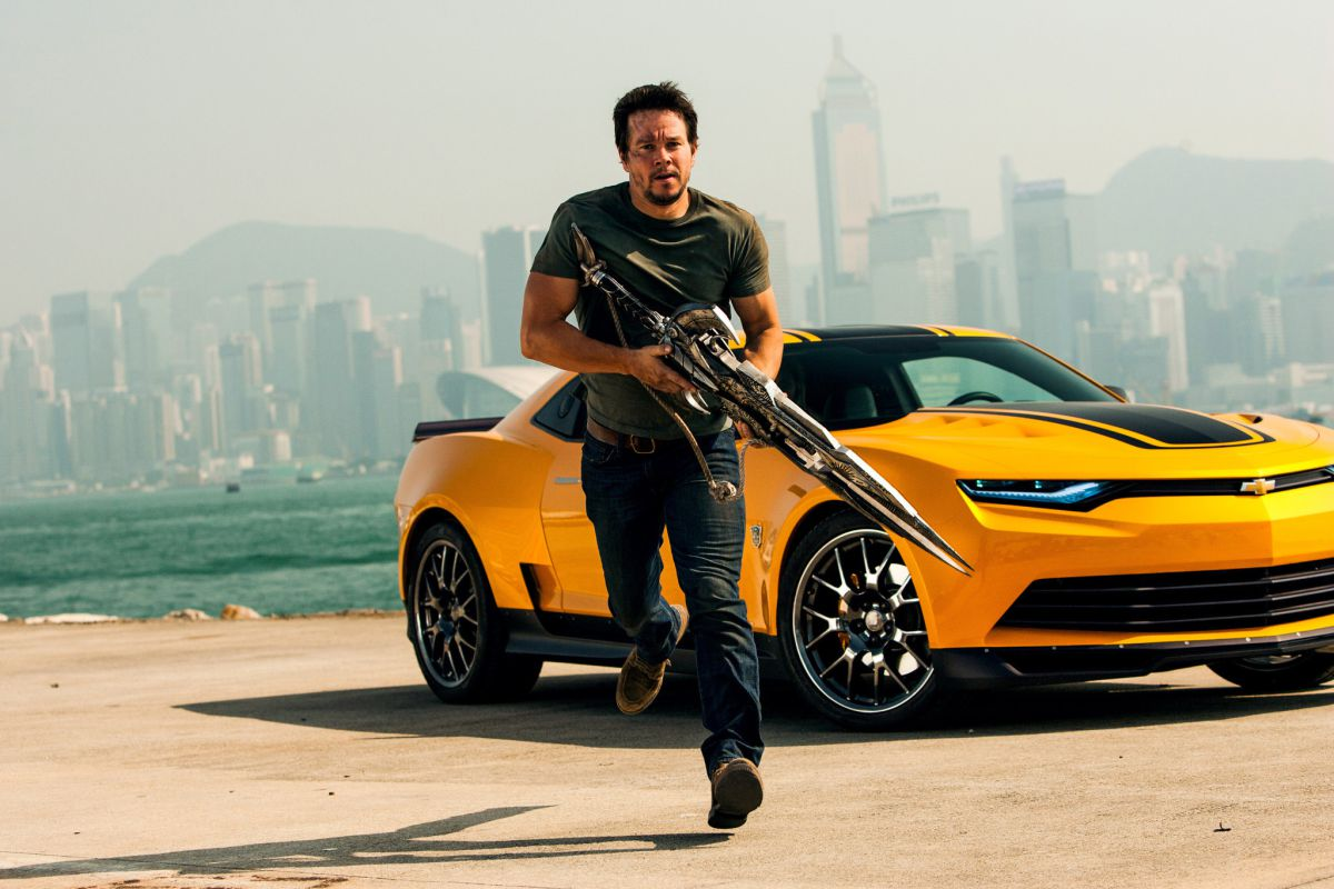 Transformers Movie - Camaro