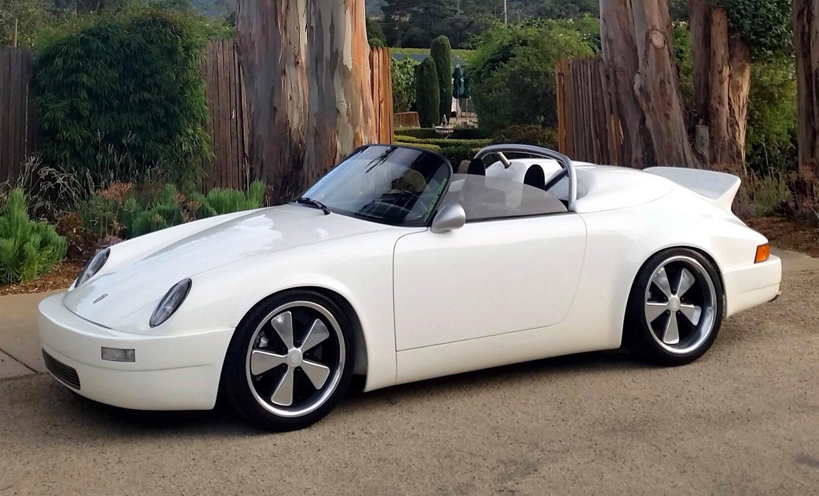 Porsche 911 Outlaw Speedster GR