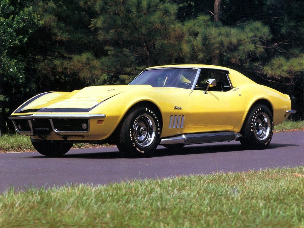1969 Chevrolet Corvette ZL-1