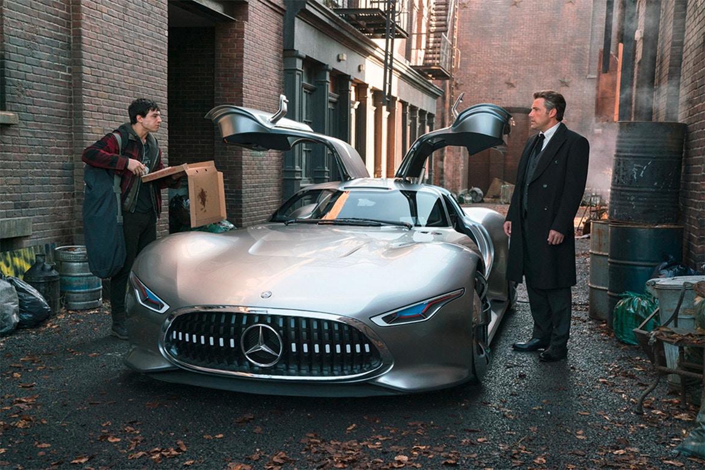 AMG Vision Gran Turismo Concept Justice League