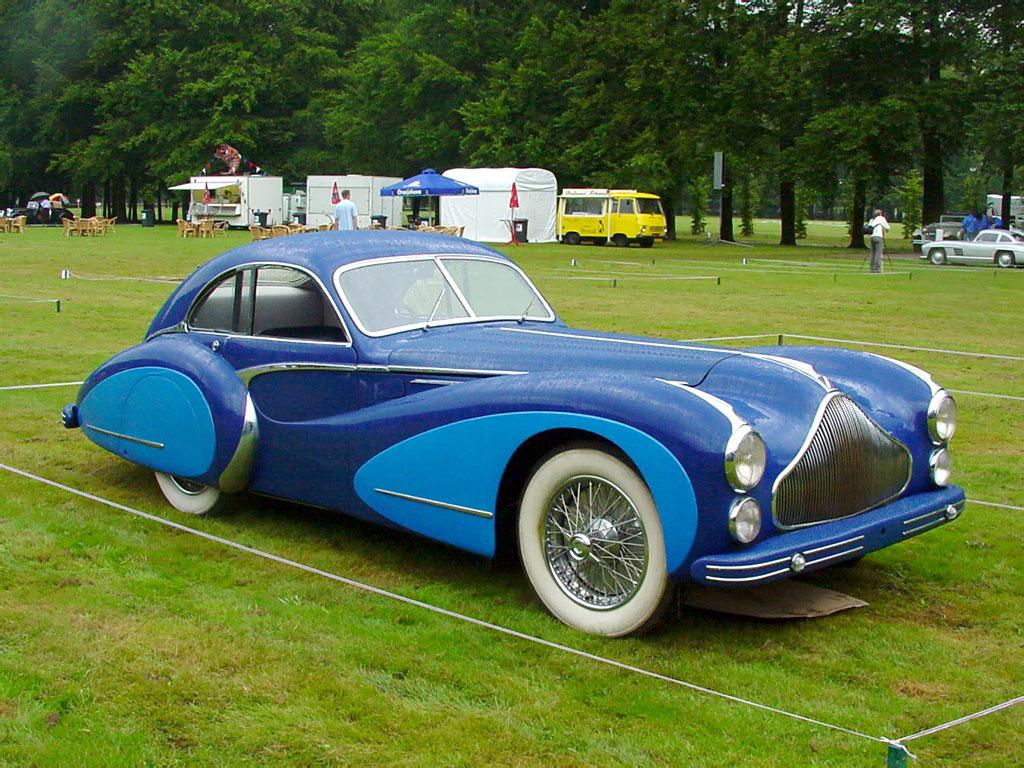 1947 Talbot Lago T-26 Grand Sport