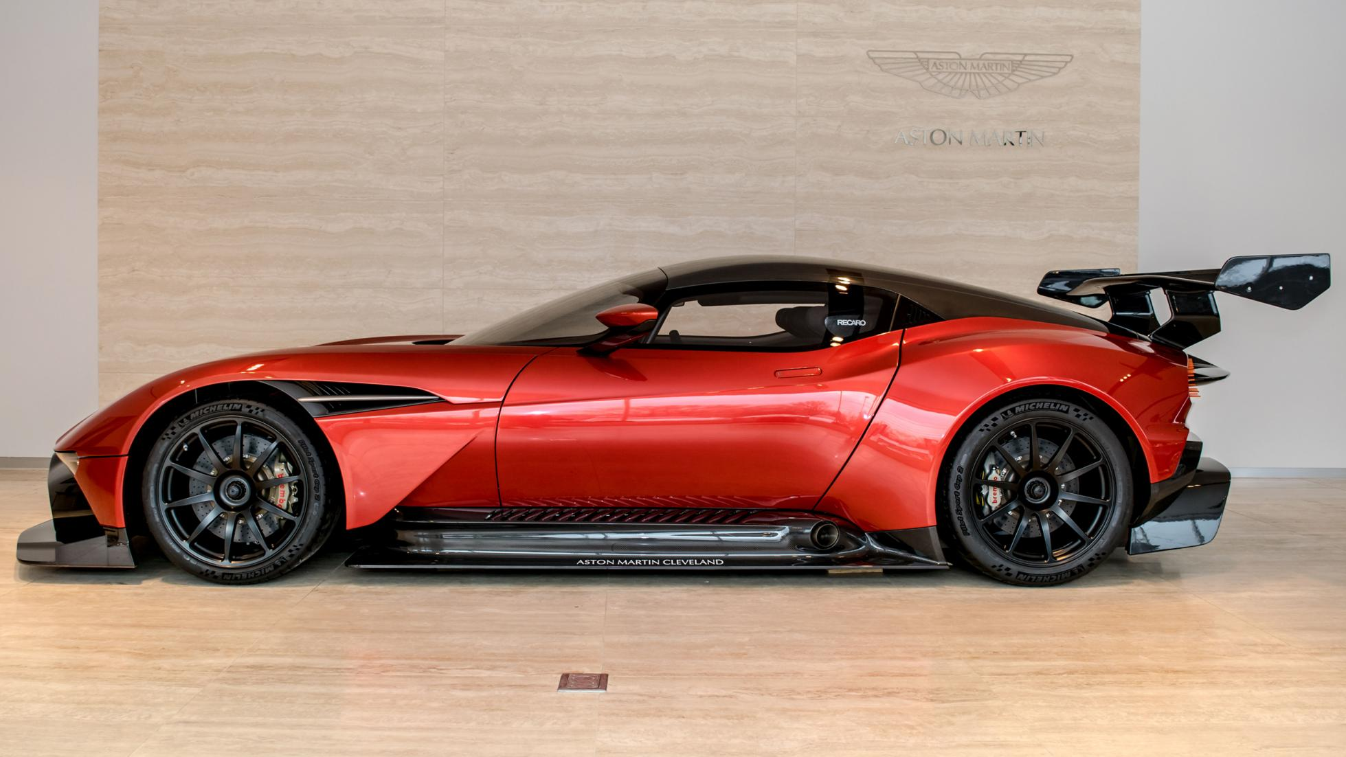 The 5 best supercars for sale in 2017 exotic car list 2016 aston martin vulcan sciox Images