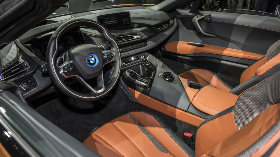 Tire Size Meaning >> The 2019 BMW i8 Roadster Review - Exotic Car List