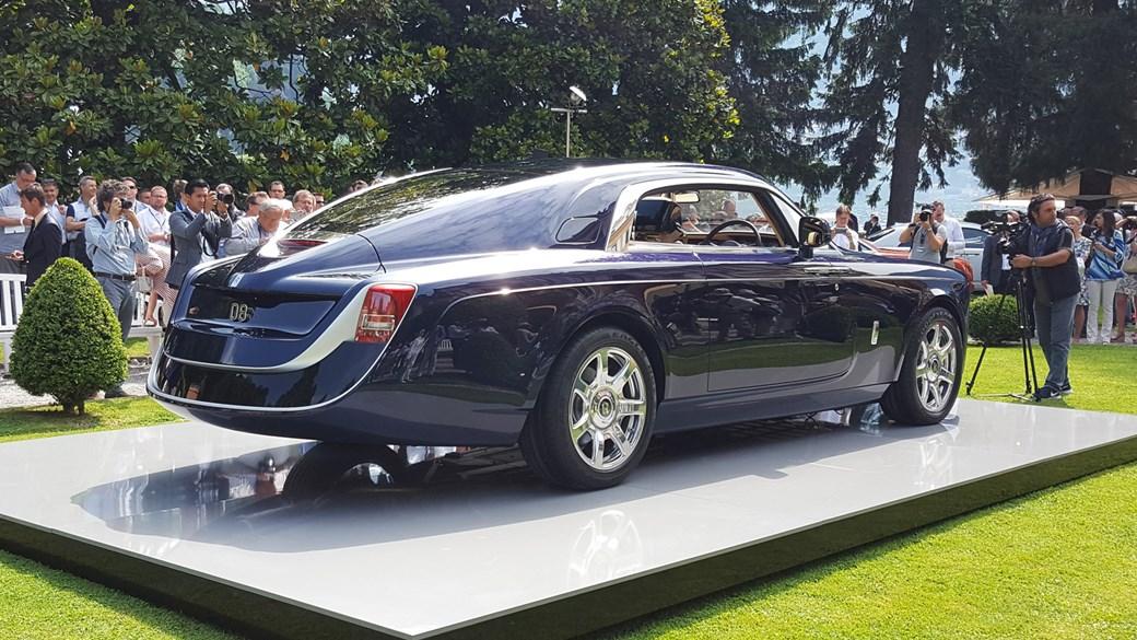 Rolls Royce 'Sweptail'