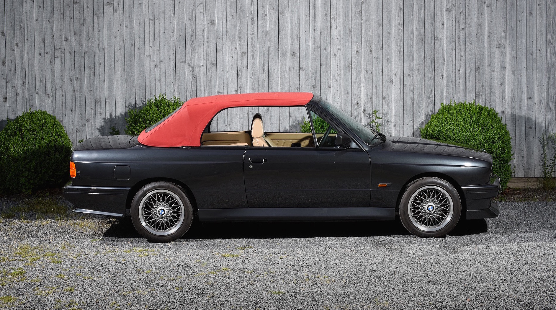 The Finest Bmw E30 M3 Convertible For Sale Exotic Car List