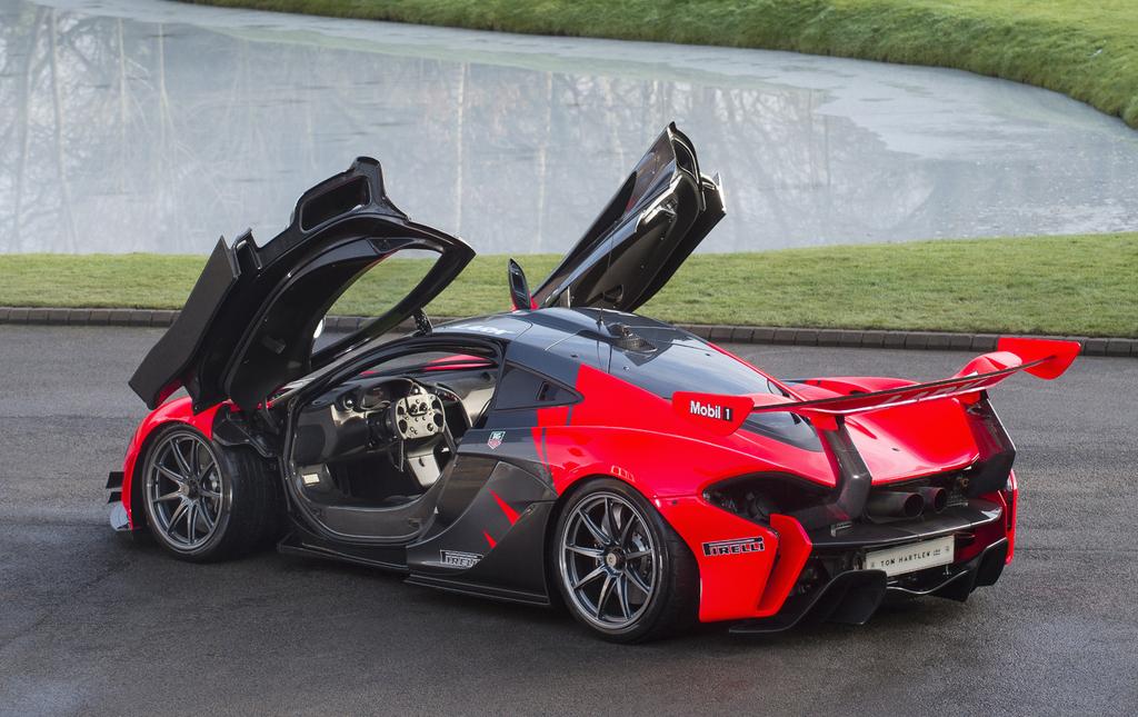 Road-Legal LARK McLaren P1 GTR For Sale - Exotic Car List