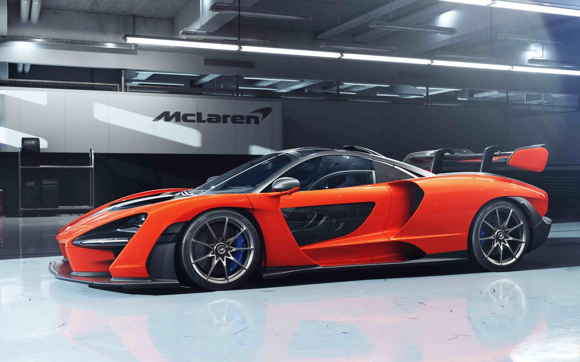 McLaren Senna: The Latest Hypercar