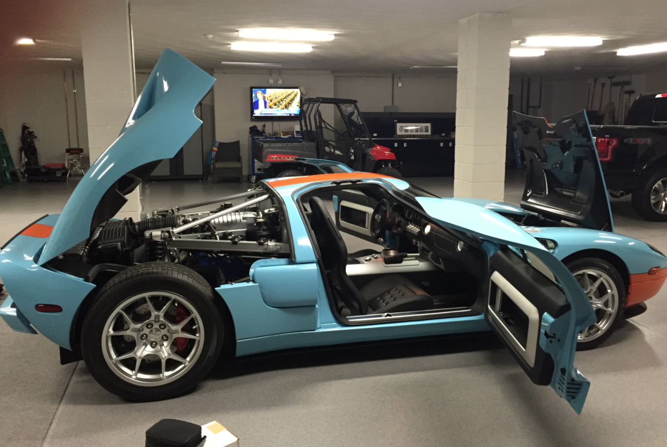2006 Ford Gt Heritage Edition For Sale Exotic Car List
