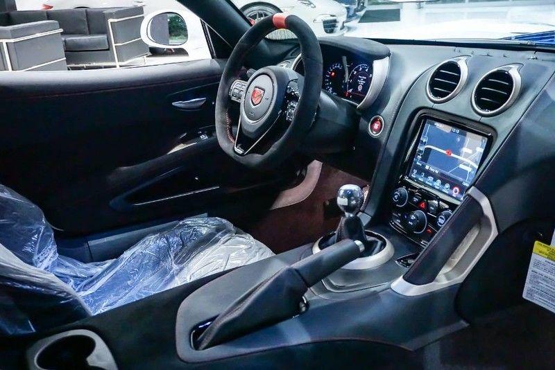 2017 Dodge Viper Gts R Commemorative Edition Acr Exotic Car List