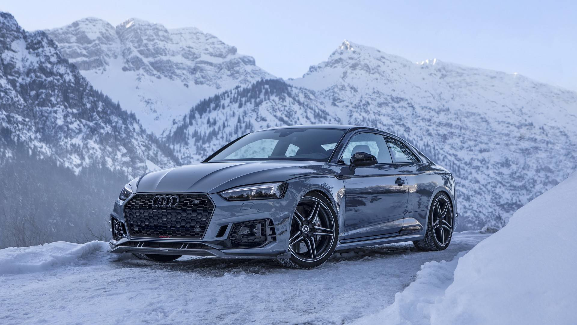 Abt Audi Rs5 R On The Austrian Alps Exotic Car List