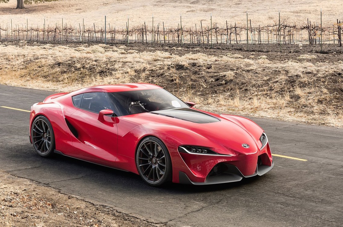 Toyota Supra: Then and Now