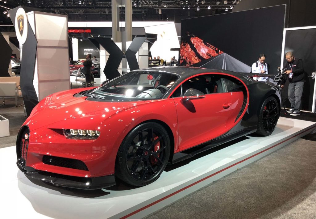 The Best Exotic Cars from the 2018 New York Auto Show - Exotic Car List