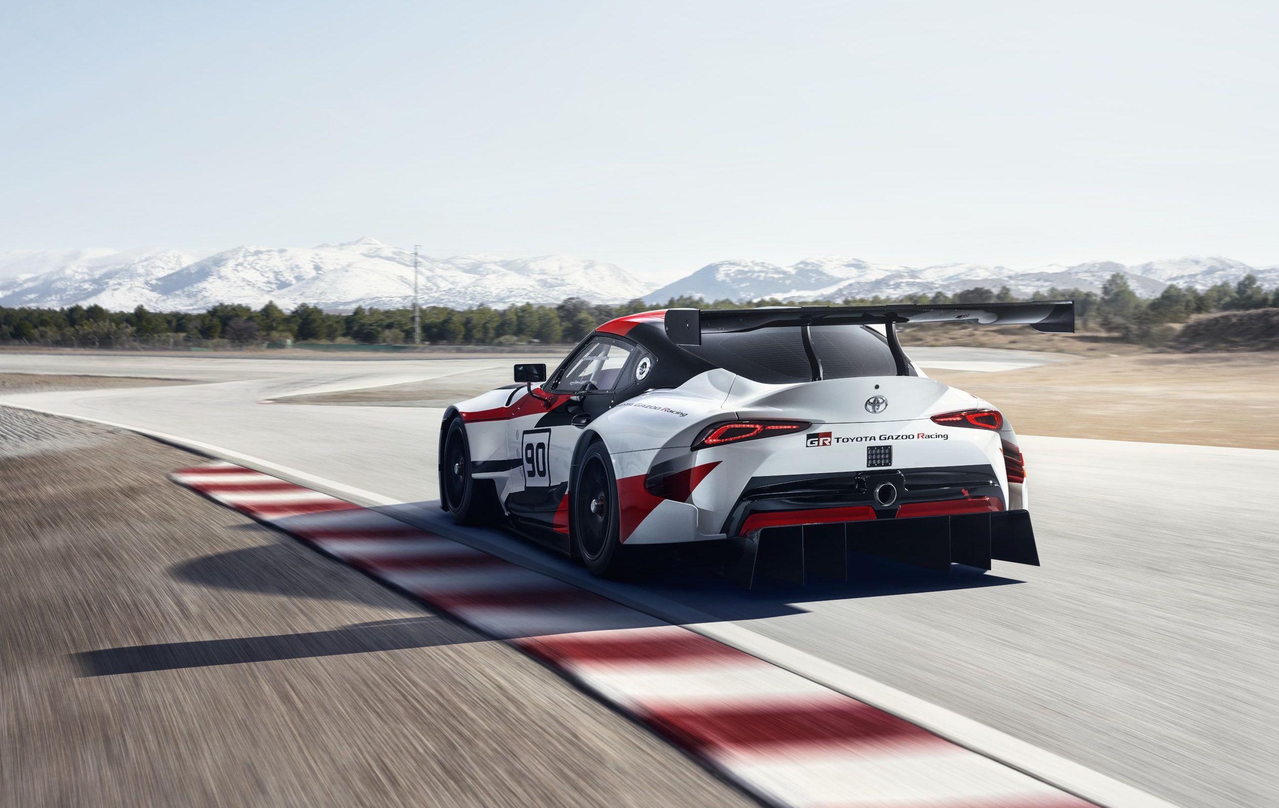 Toyota MkV Supra Concept