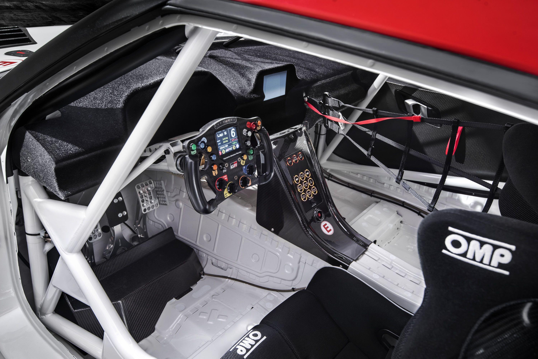 Toyota GR Supra Concept Interior