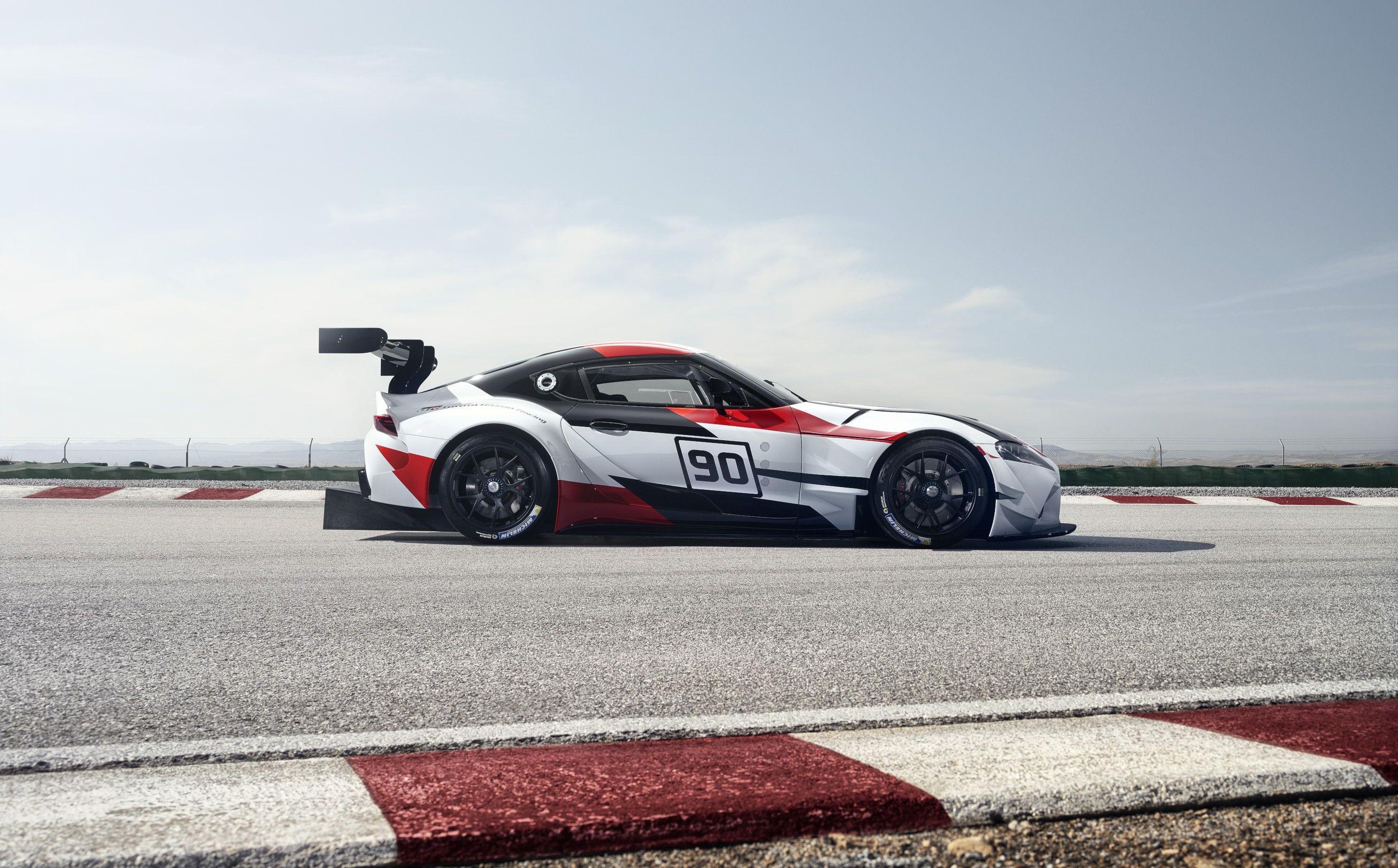 Toyota GR Supra Concept Car