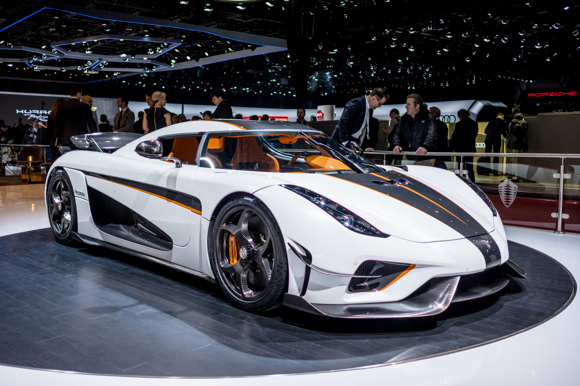 The Best Exotic Cars From The 2018 New York Auto Show Auto