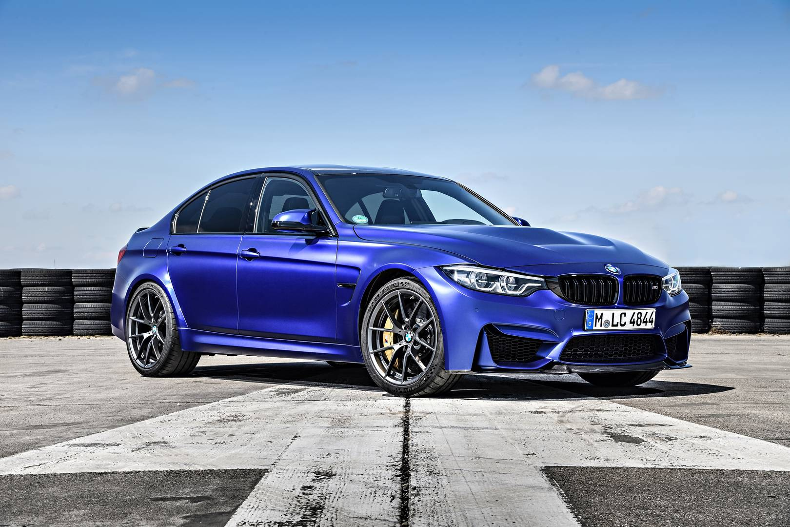 The 2019 Bmw M3 Cs Ups Performance And Handling Exotic