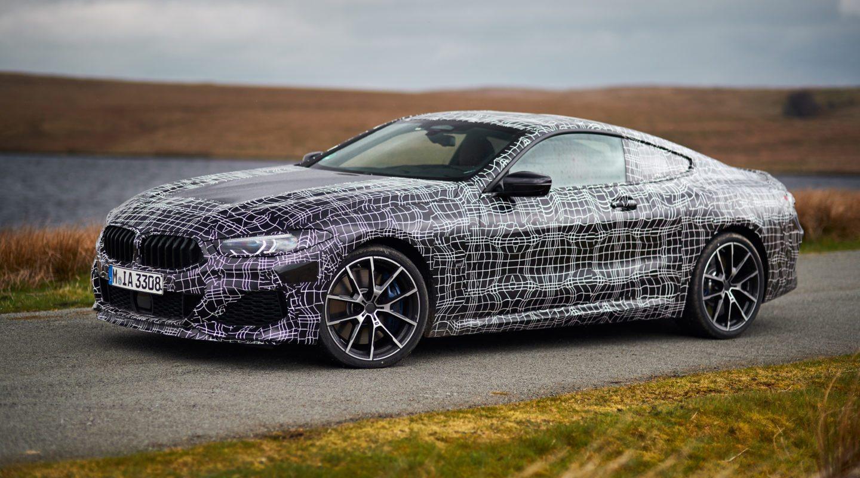 New BMW 8 Series Specs