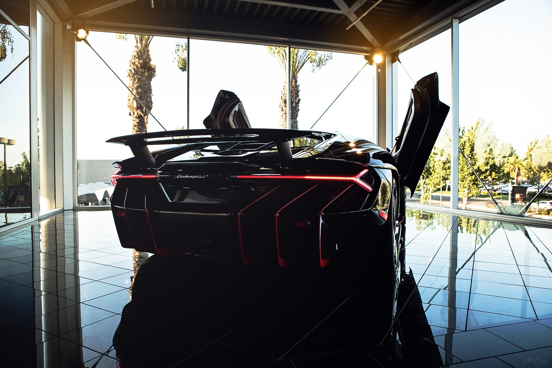 2017 Lamborghini Centenario For Sale Exotic Car List