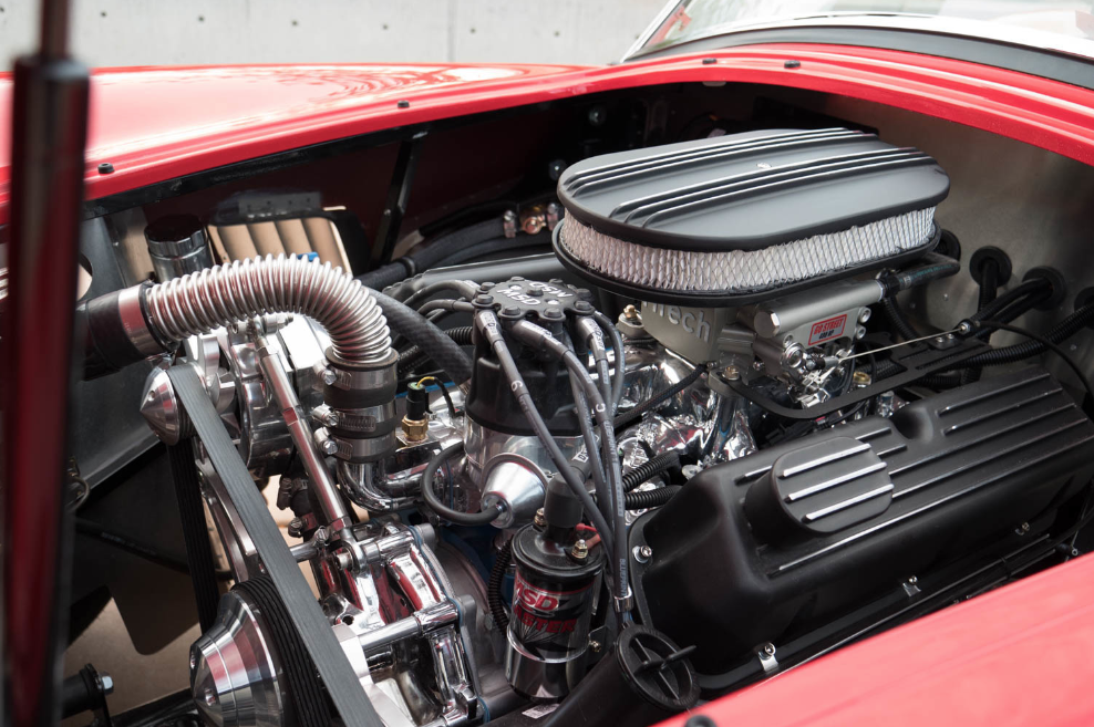 Ornata Motors Engine