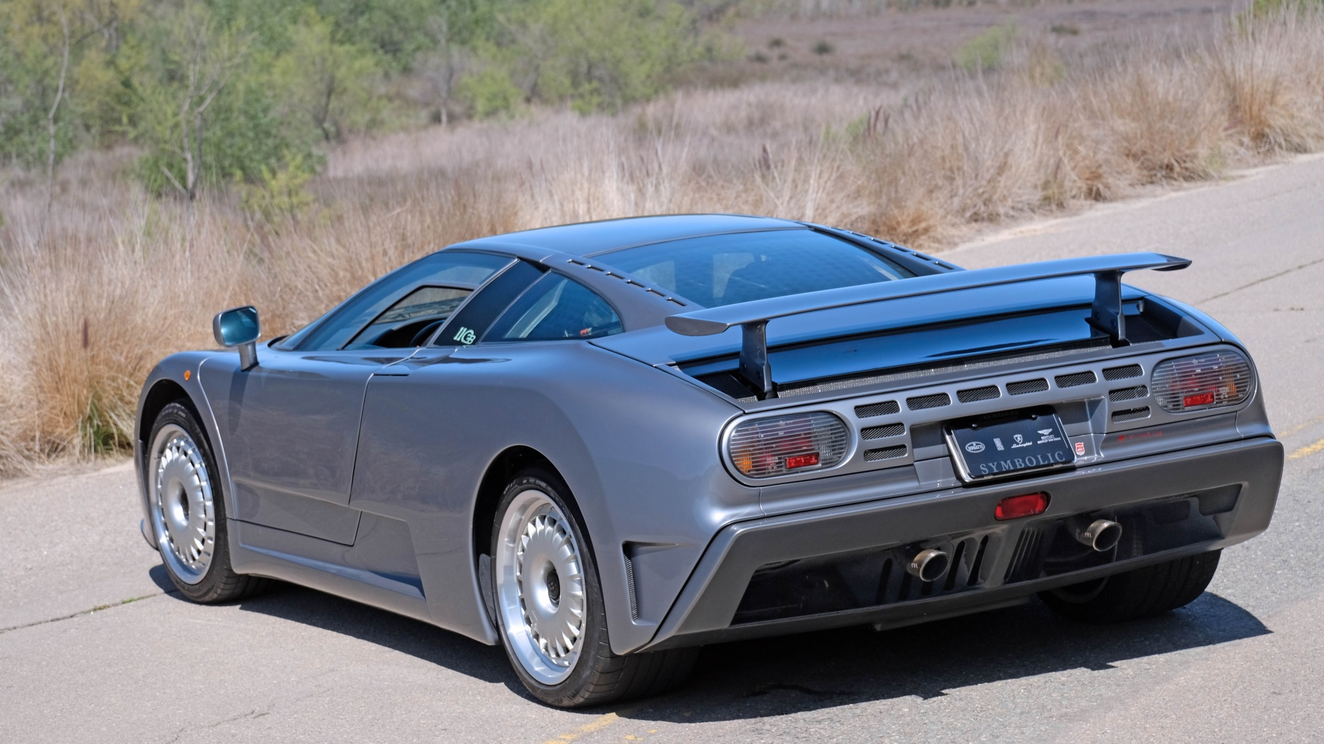 1993 bugatti eb110 gt for sale exotic car list. Black Bedroom Furniture Sets. Home Design Ideas