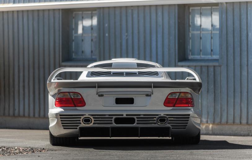 Mercedes-Benz AMG CLK GTR #9