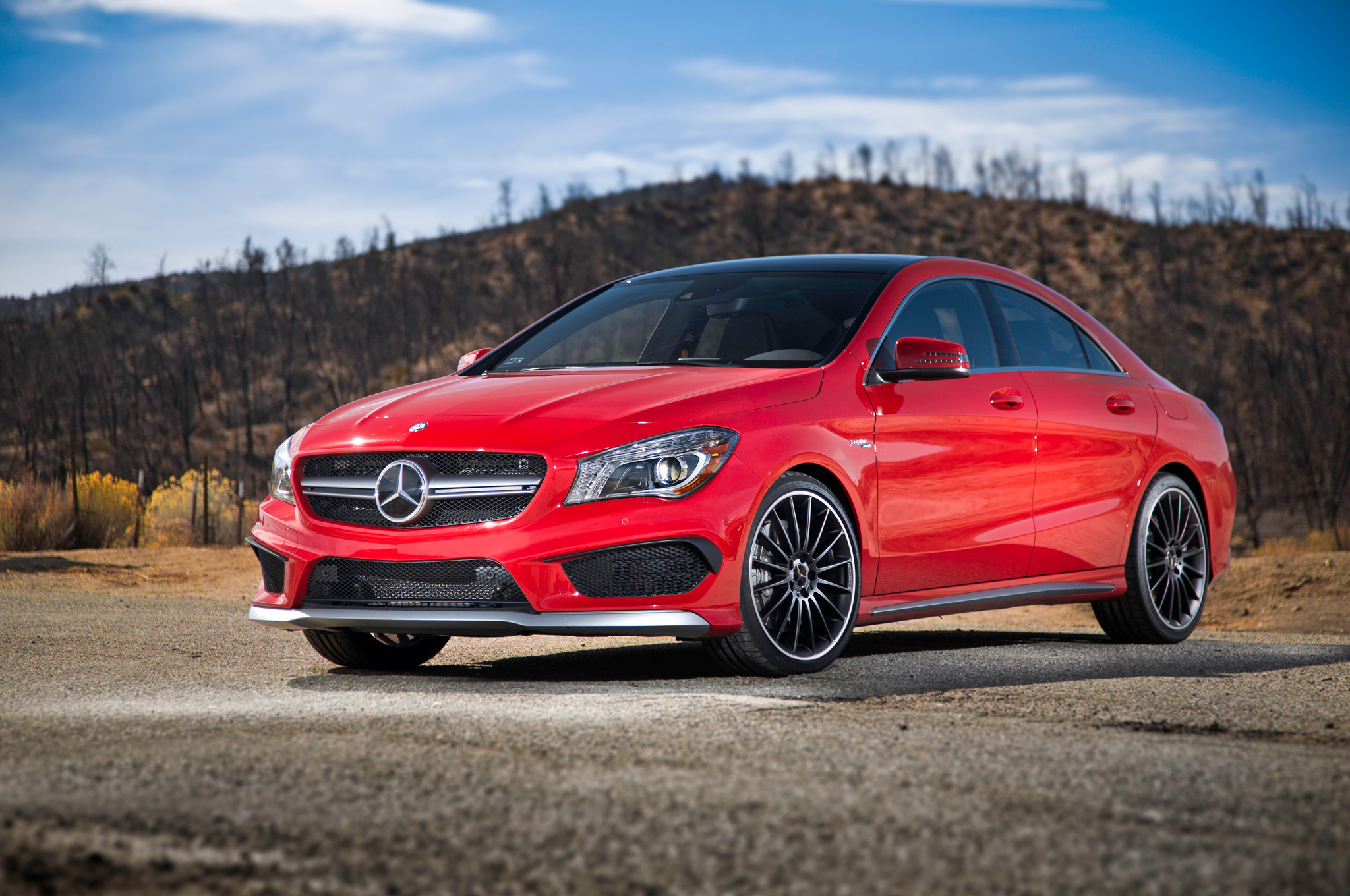 Mercedes-AMG CLA 45 4-Matic