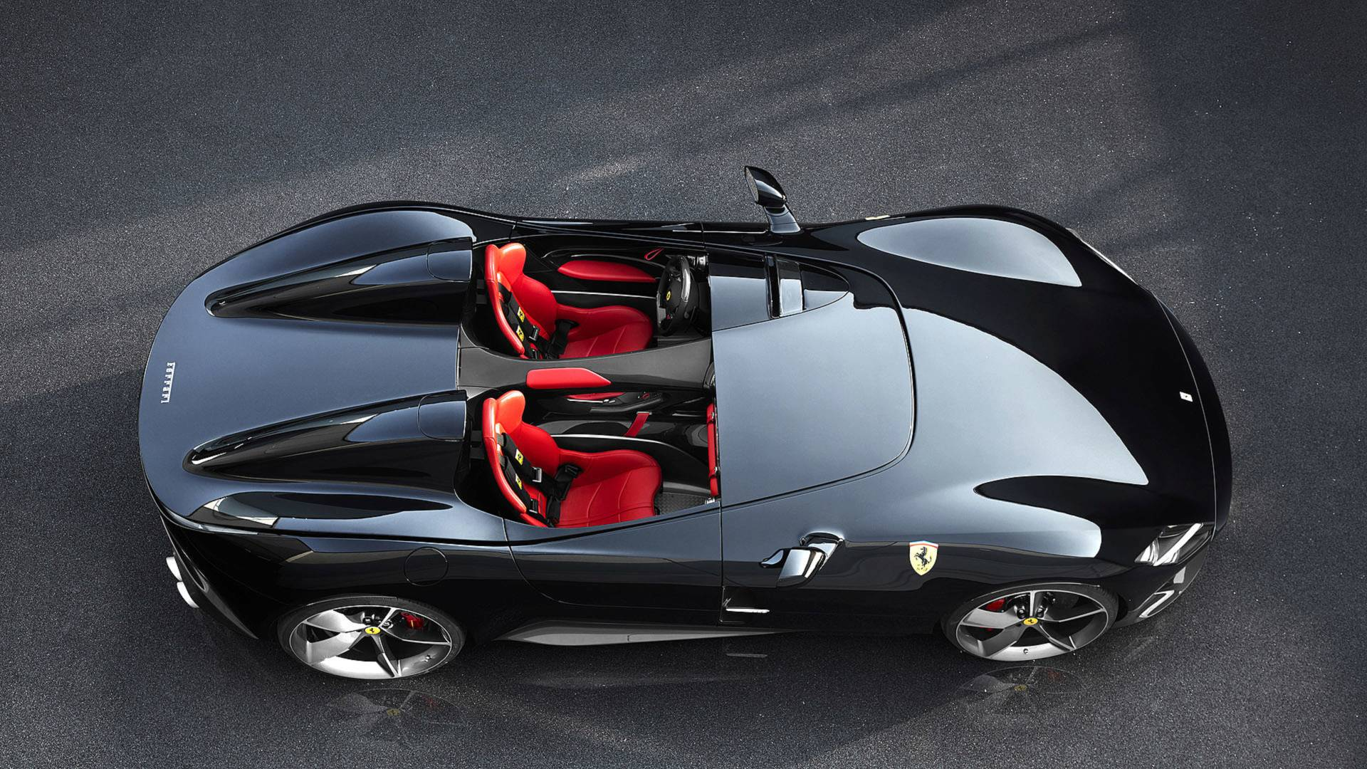 ferrari monza sp1 and sp2 speedsters exotic car list. Black Bedroom Furniture Sets. Home Design Ideas