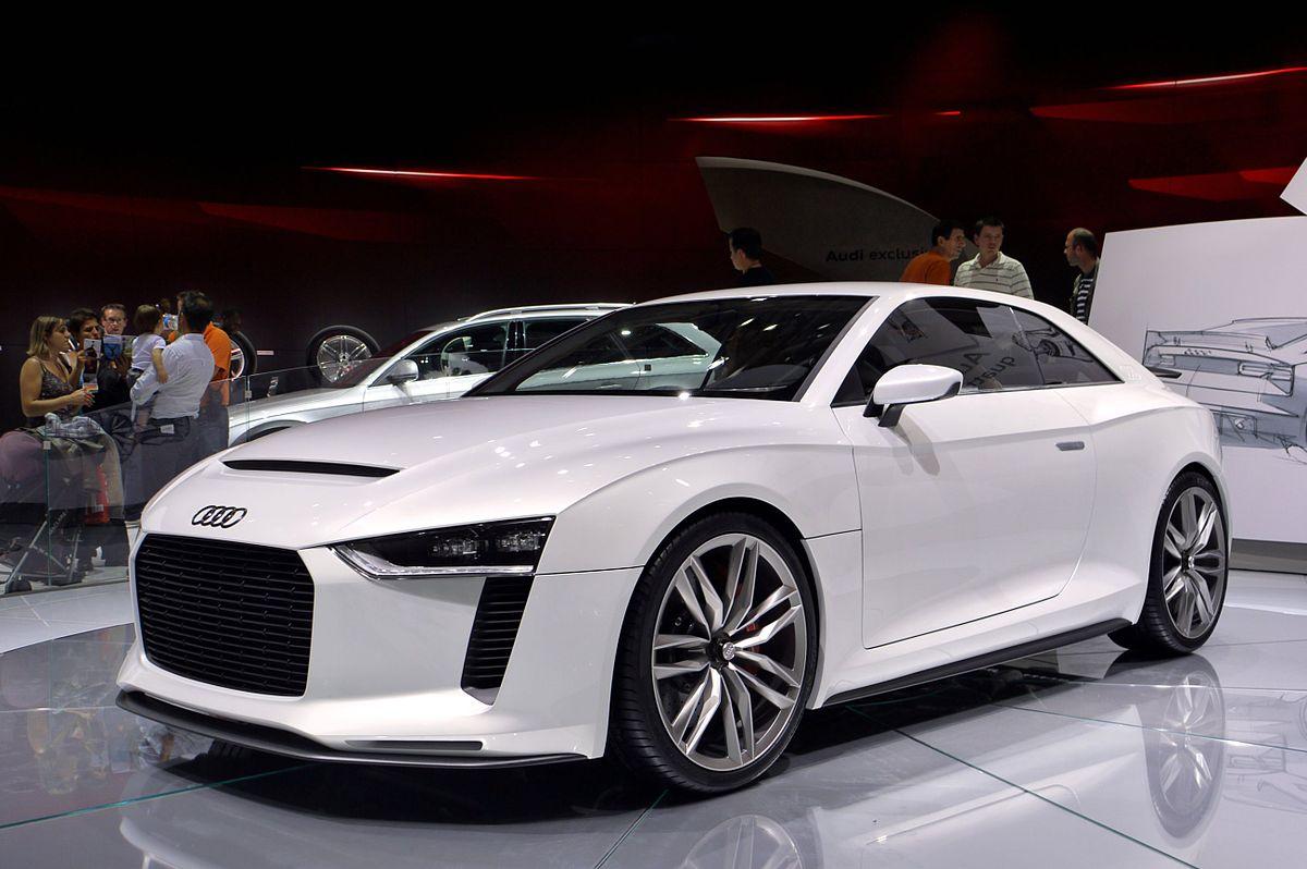 Audi Quattro concept of 2011