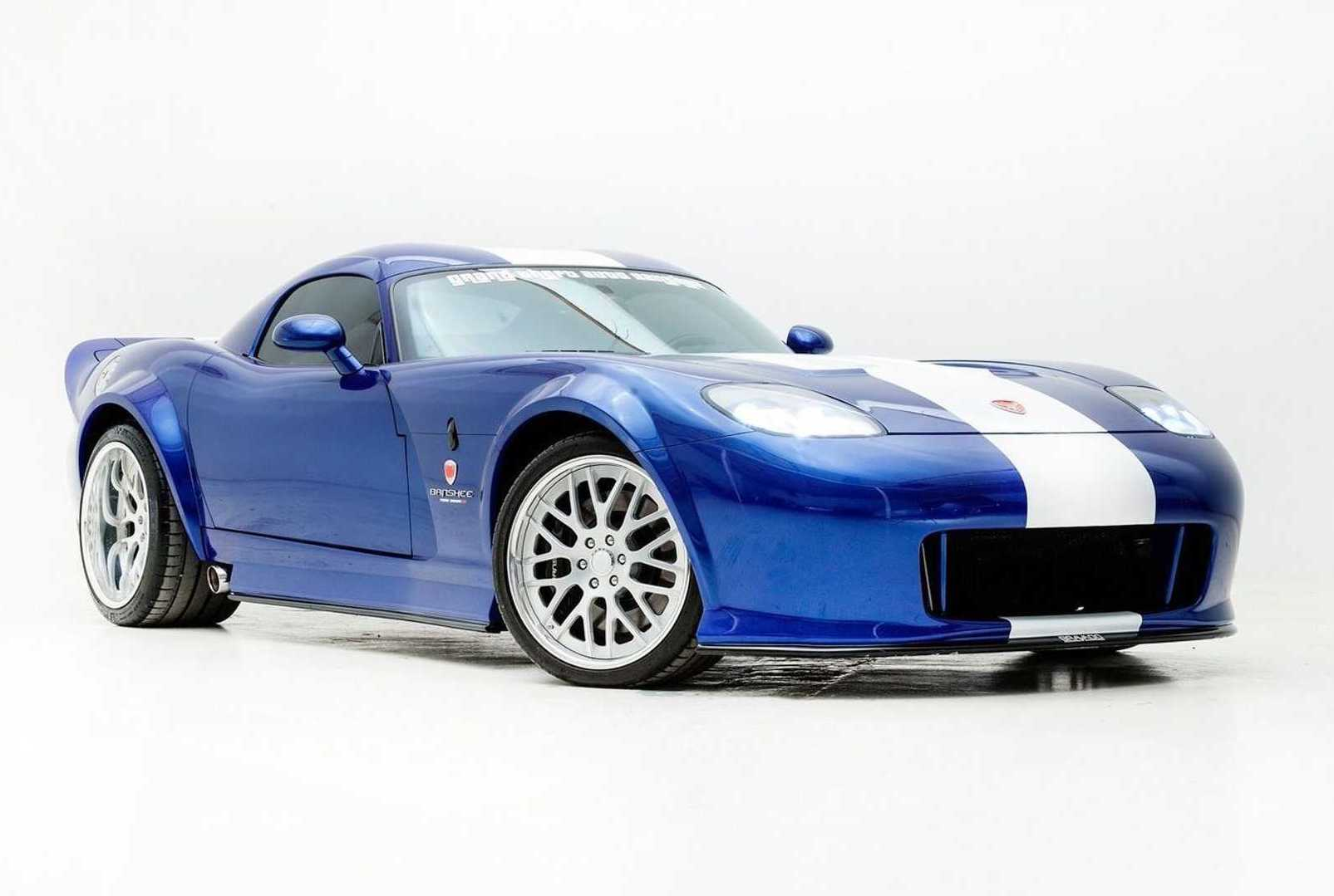 Dodge Viper Bravado Banshee For Sale