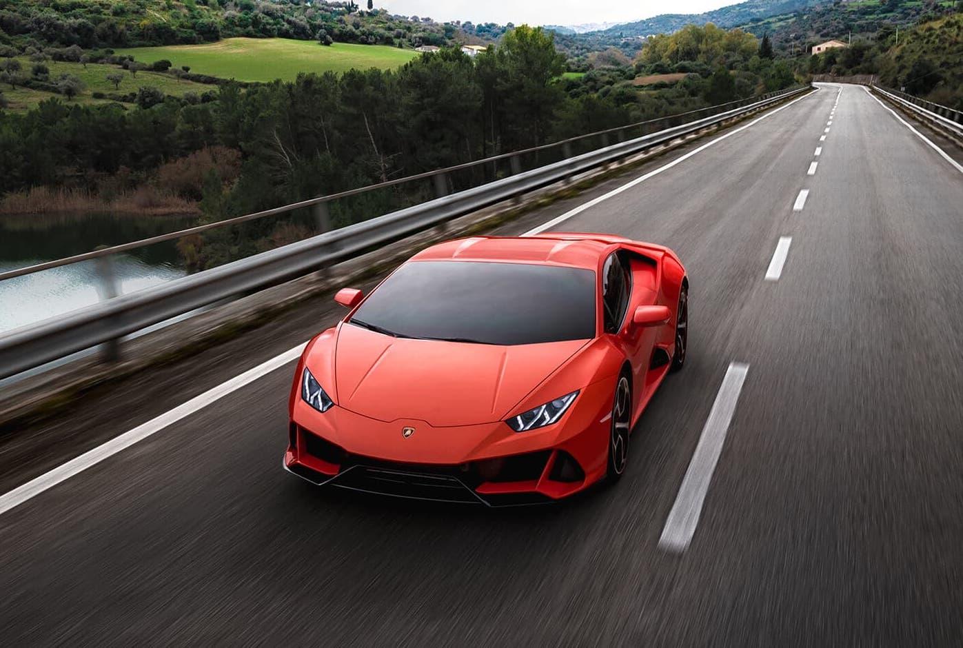 2020 Lamborghini Huracan Evo Revealed Exotic Car List
