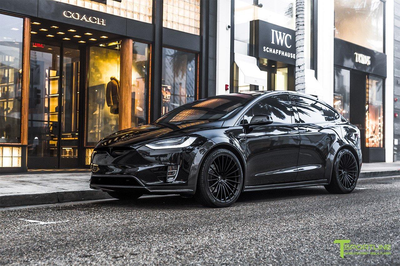 T Largo 7 Tesla Model X