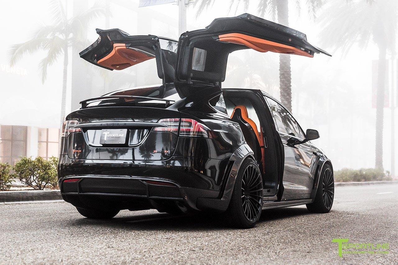 Tuned Tesla Model X
