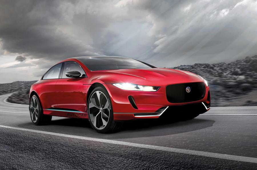 Jaguar XJ Electric