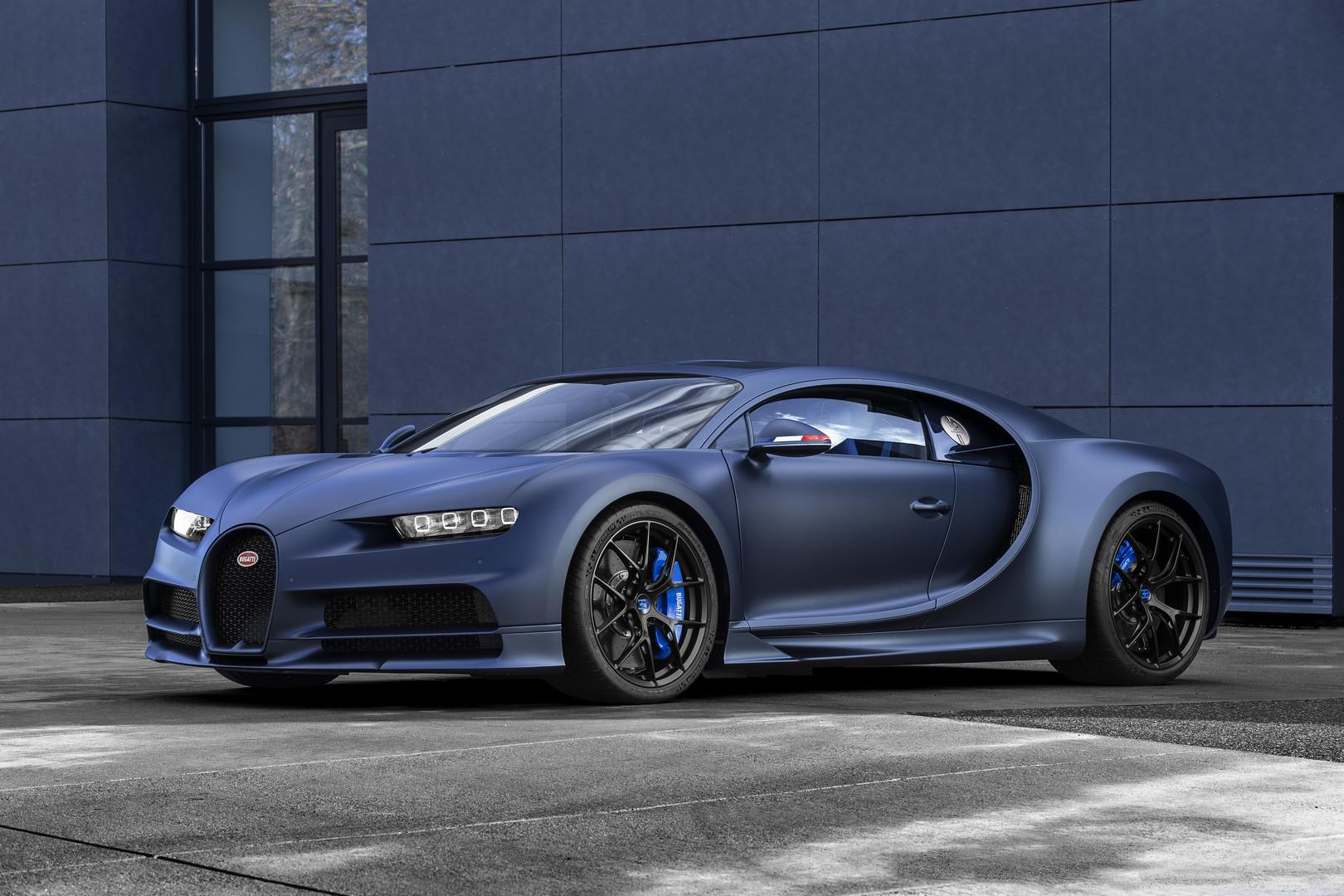 110 ans Bugatti