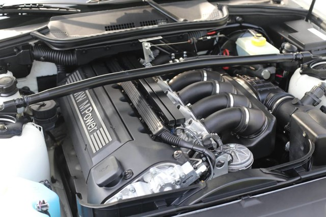 BMW E36 M3 Lightweight Engine
