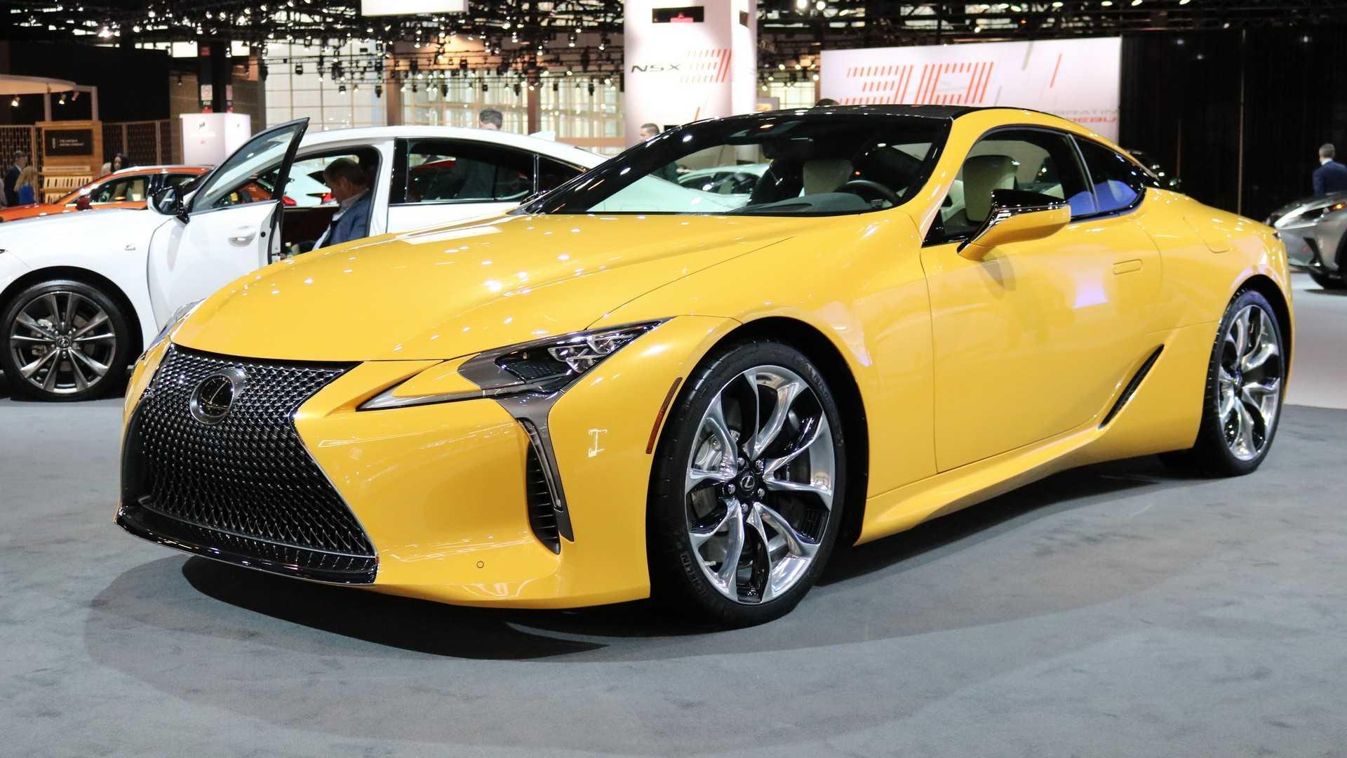 2019 Lexus LC 500 Inspiration