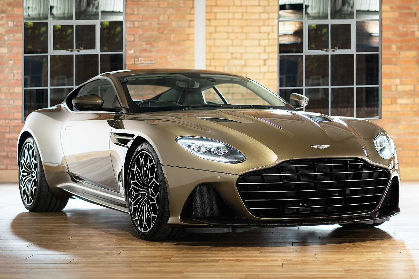 James Bond DBS Superleggeras 007