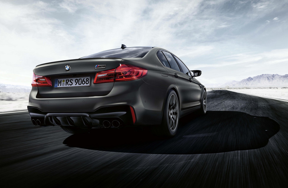 2020 BMW M5 35 Year Edition