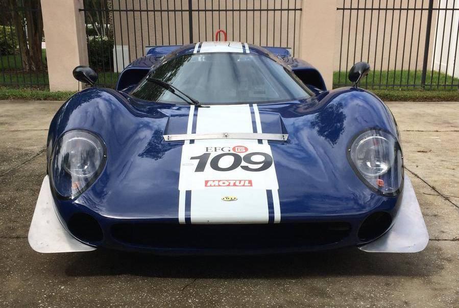 1967 Lola T70 Mk3 Race Car