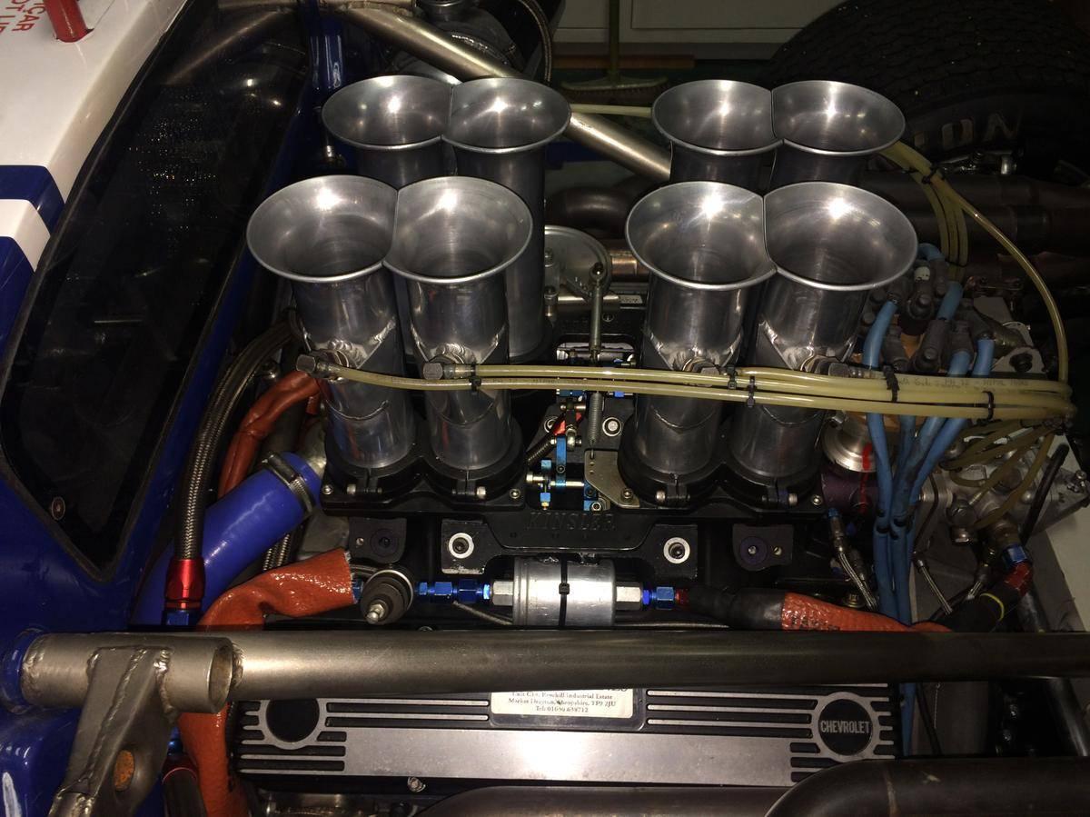 1967 Lola T70 Engine
